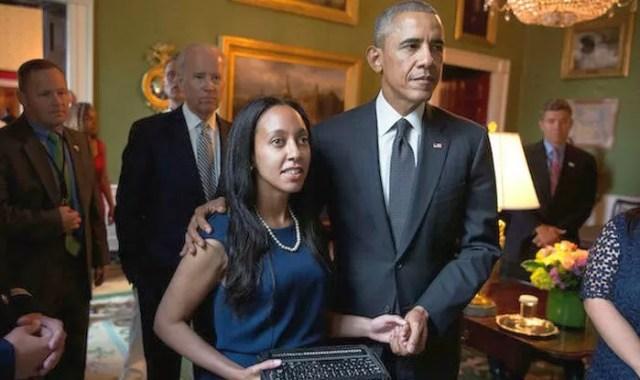 Haben-Girma-with-President-Obama