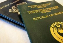 Ghana Passport Online