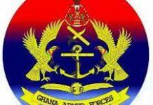 GHANA ARMED FORCES RECRUITMENT (GAF) PORTAL