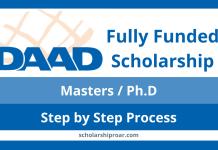 Deutschland Stipendium (DAAD) Scholarships 2022-2023