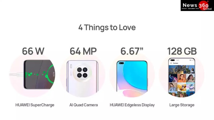 Huawei Nova 8i Launched, Know Price, Availability, Specifications, and Pre-Order