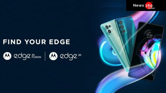 Motorola edge20