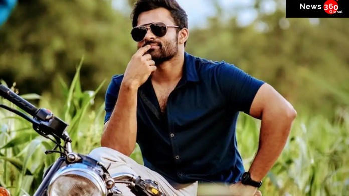 Tollywood Actor Sai Dharma Tej Met With Bike Accident.