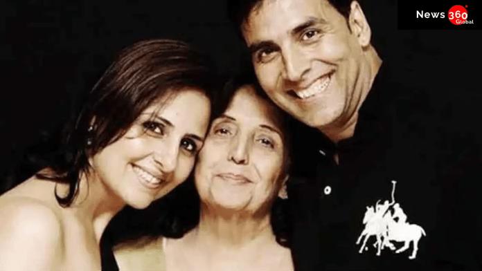 Akshay Kumar's Mother Aruna Bhatia Passes Away. How She Died?
