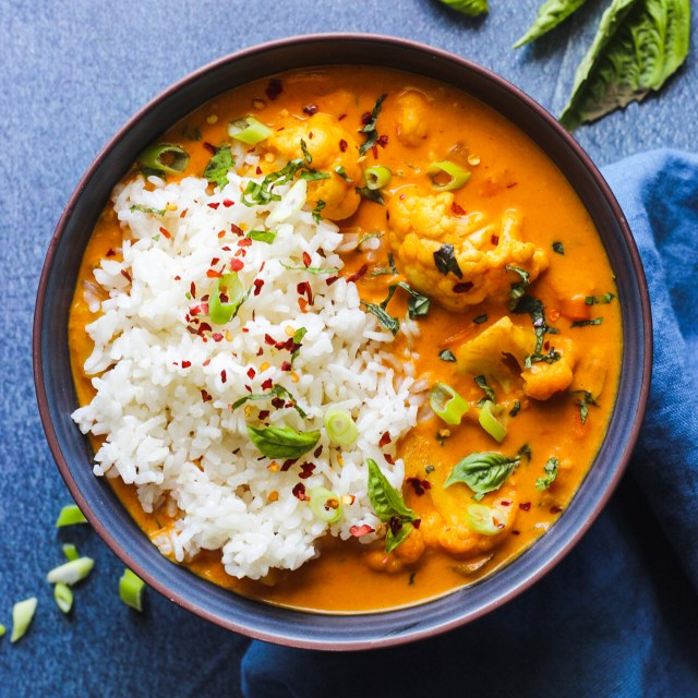 Coconut curry sauce - Recipe