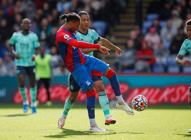 Crystal Palace 2 - 2 Leicester City