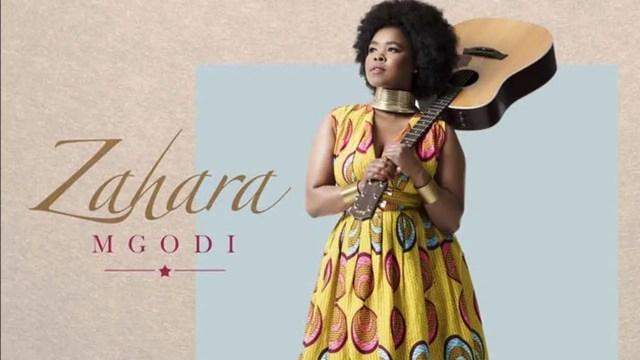 Zahara Mgodi album