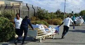 Cape Town hospital