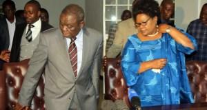 Mujuru Tsvangirai