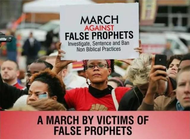 March against Prophets