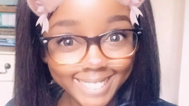 Photo of Pictures of Thuso Mbedu having fun with Insta image filters