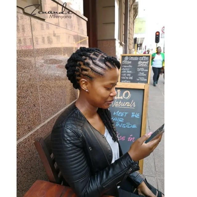 Zenande Mfenyana aka G...