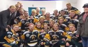 junior hockey players