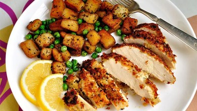 Photo of Mediterranean Chicken mixed with Potatoes: RECIPE