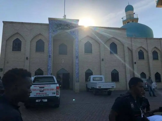 KZN mosque attack