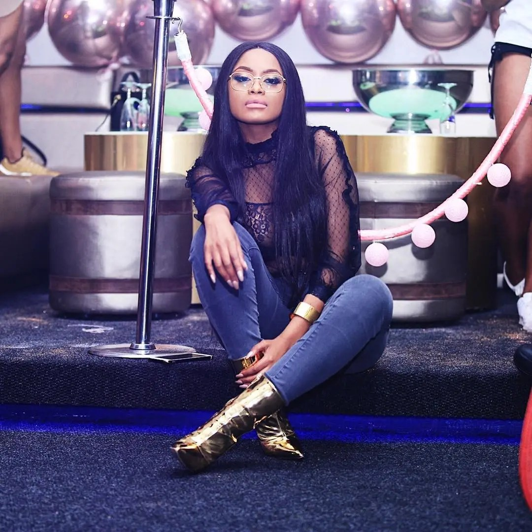 Lerato Kganyago's #BehindTheStory interview leaves Twitter