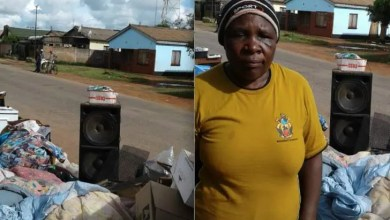 Photo of Zanu-PF official evicts widow to pave way for girlfriend