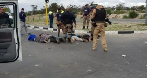 Mitchells Plain protests