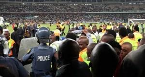 Moses Mabhida riot