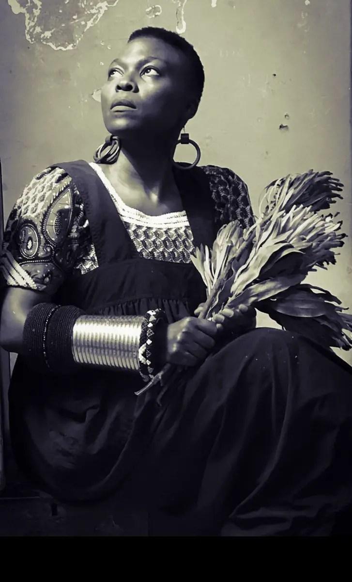 Actress Sthandiwe Kgoroge: Everything negative was attached to my dark skin
