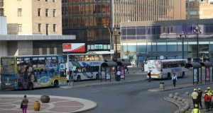 free bus transport
