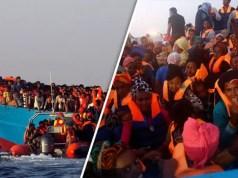 1,000 migrants