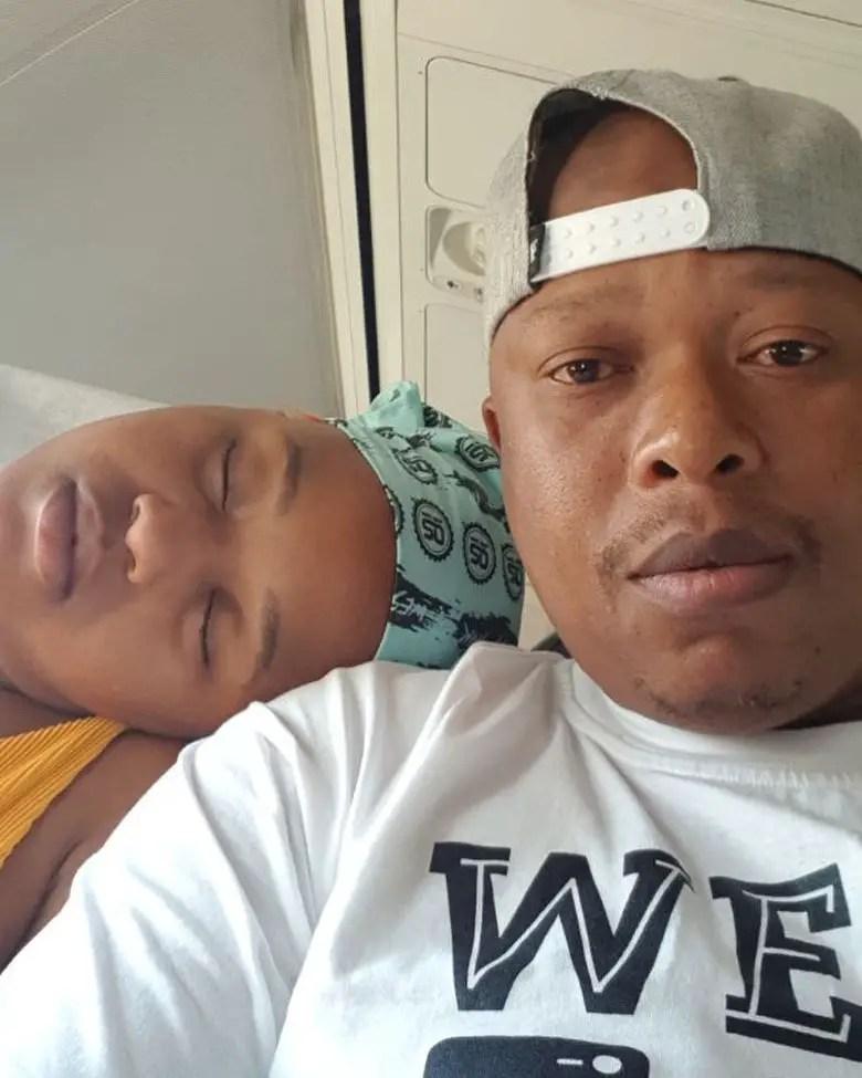 Babes Wodumo and Mampintsha