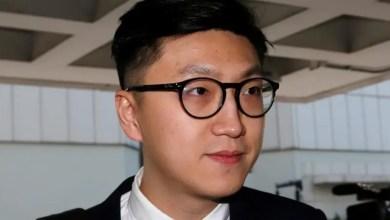 Photo of Hong Kong jails top activist Edward Leung for six years