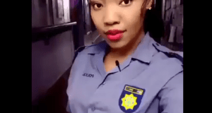 Female officer