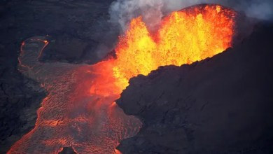 Photo of Hundreds of homes destroyed by volcano lava in Hawaii