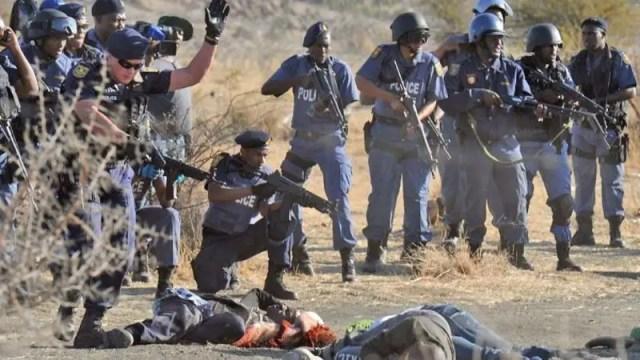 Marikana deaths