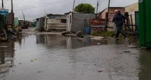Siyahlala informal settlement