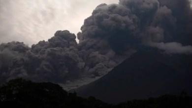 Photo of Dozens die as Fuego volcano erupts in Guatemala