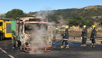 Photo of Municipal trucks burnt in protest: Video