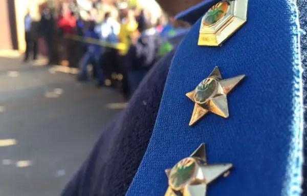 police captain