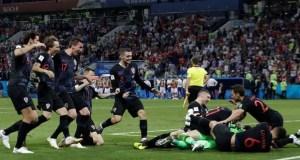 Croatia Vs Russia