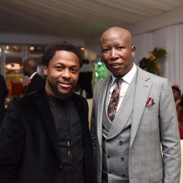 Julius Malema Durban July 2018