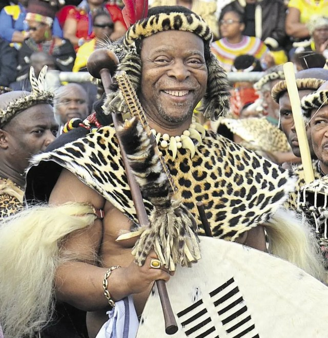 King Goodwill Zwelithini'