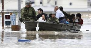 Kurashiki Floods