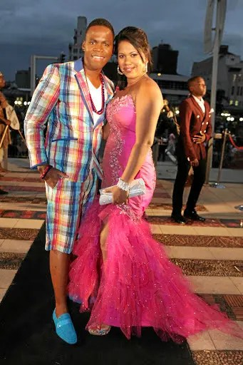 Lloyd and Janice Cele