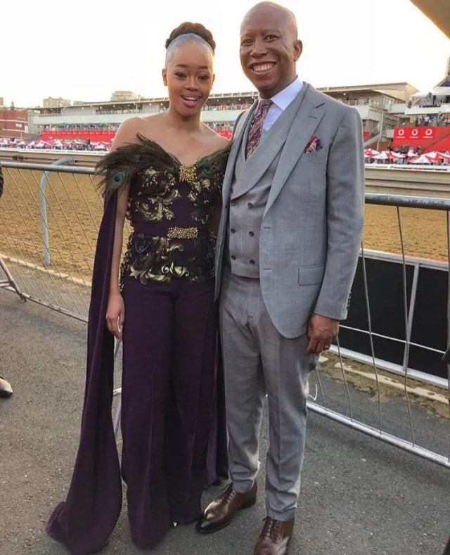 Celebrity Wedding July 2019: Julius Malema Pictures At The #VDJ2018