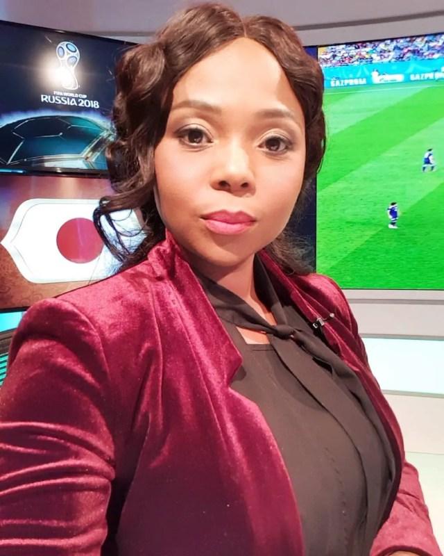 Mpho Letsholonyane