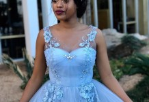 Natasha Thahane at Durban July 2018