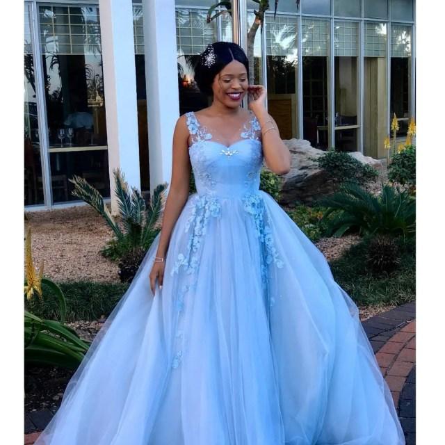 Natasha Thahane Durban July 2018