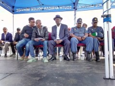 Police Minister Bheki Cele