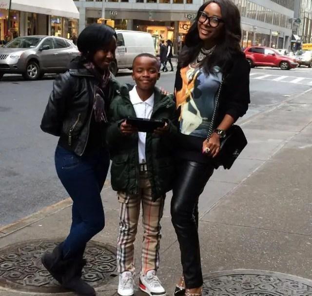 Uyanda Mbuli and Landa