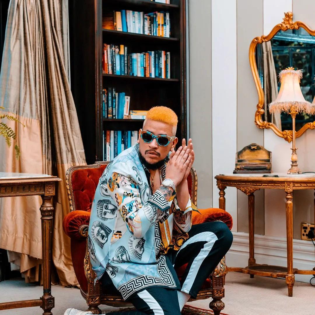 AKA's lit track Fela in Versace' makes Spoity's African Heat Playlist