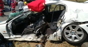 Accident kills 1 injures 4