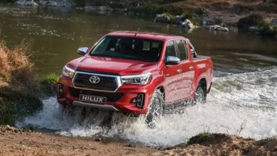 Photo of Toyota Hilux South Africa's biggest-selling vehicle