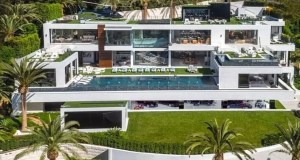 Expensive house